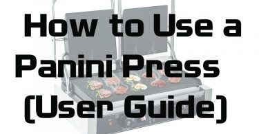 How to Use a Panini Press (User Guide)