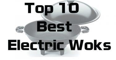 best electronic woks