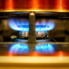 induction gas