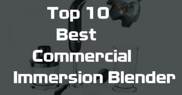 best commercial immersion blender