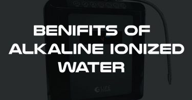 Benifits of Alkaline Ionized Water