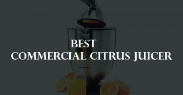 Best Commercial Citrus Juicer