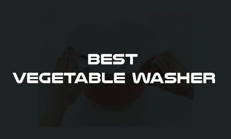 Best Vegetable Washer