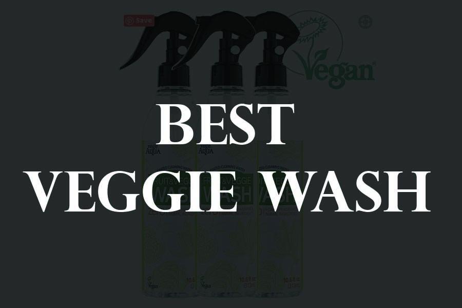 Best Veggie Wash
