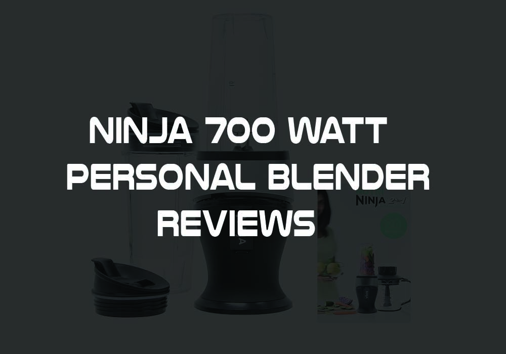 Ninja 700 Watt Personal Blender Reviews