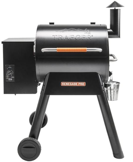 Traeger Grills TFB38TOD Renegade Pro Pellet Grill
